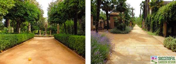 Carmen de los Mártires Jardin, Granada, Spain