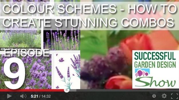 [DESIGN SHOW 9] – Plant Colour Schemes