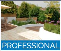 Professional level garden design course