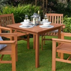 Greenfingers Chessington 90cm Dining Table